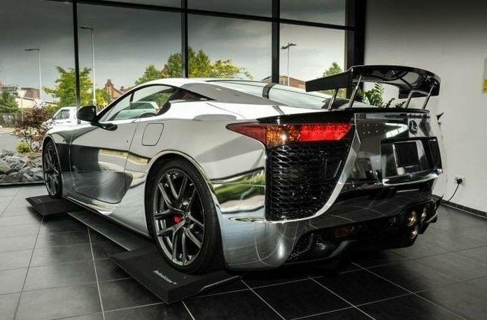 Lexus-LFA-Chrome-2