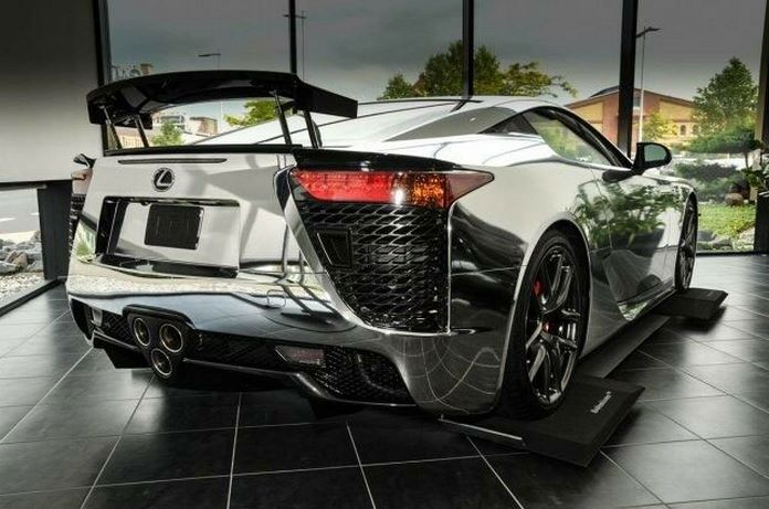 Lexus-LFA-Chrome-3
