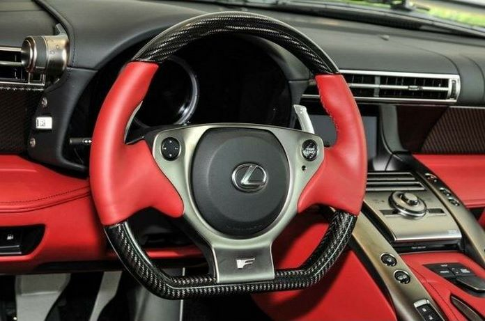 Lexus-LFA-Chrome-7