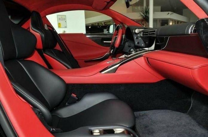 Lexus-LFA-Chrome-9
