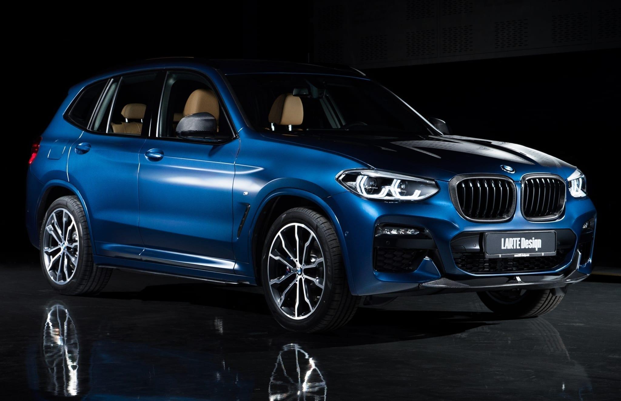 Manhart-Larte-Design-BMW-X3-X4-1
