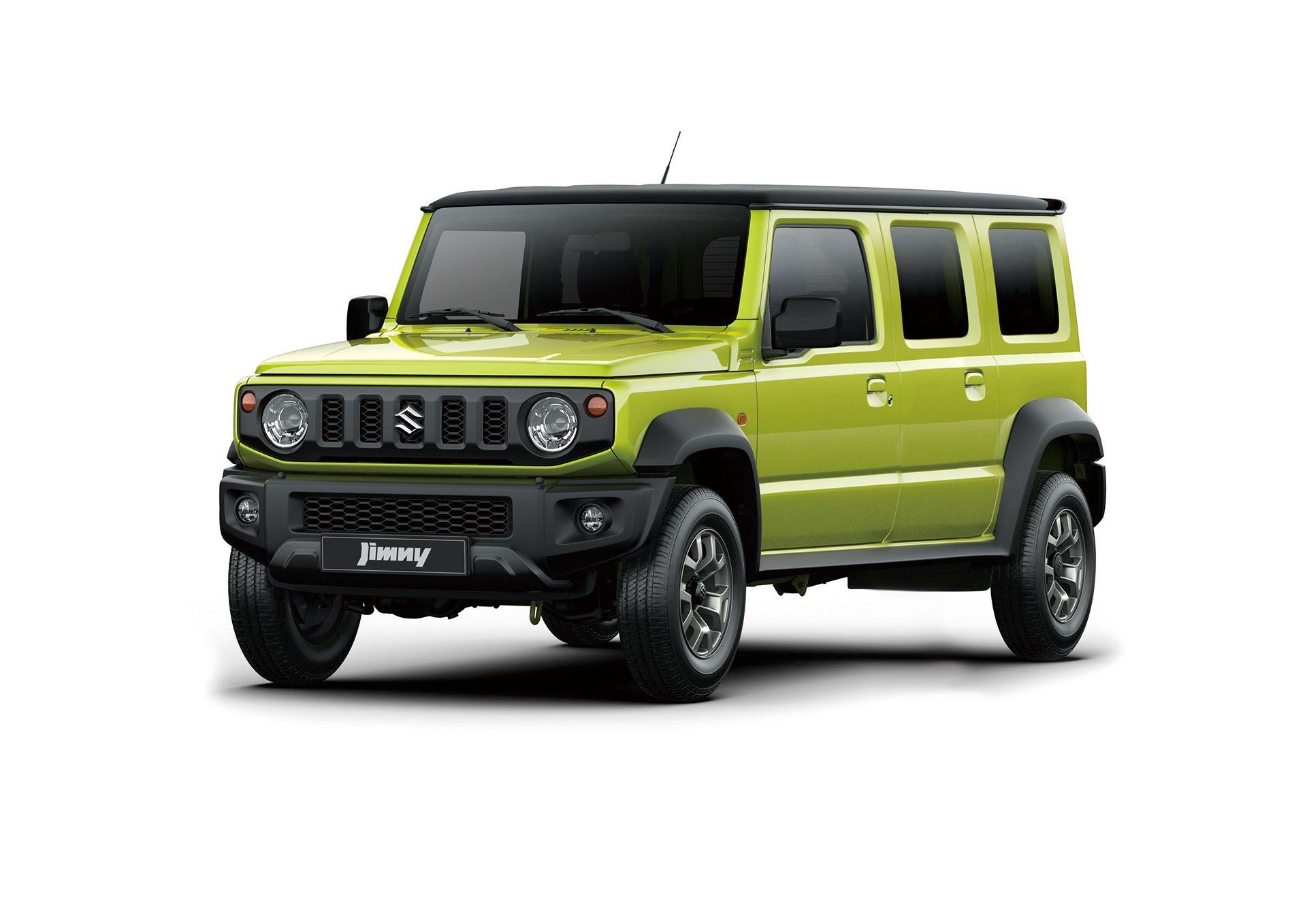 Suzuki-Jimny-4-Door-1