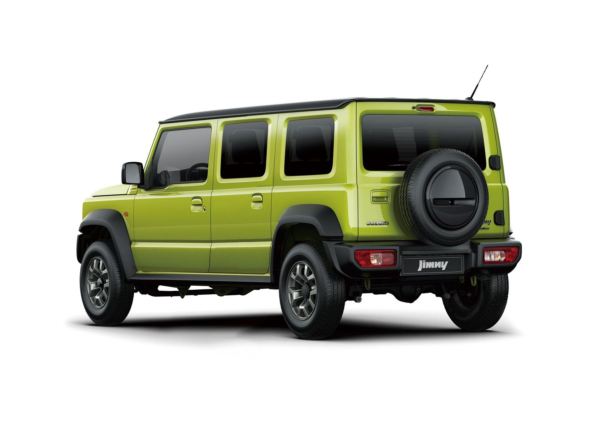 Suzuki-Jimny-4-Door-2