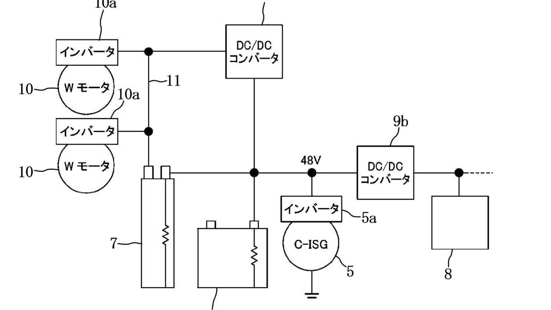 Mazda-Rotary-Engine-Hybrid-Patent-5