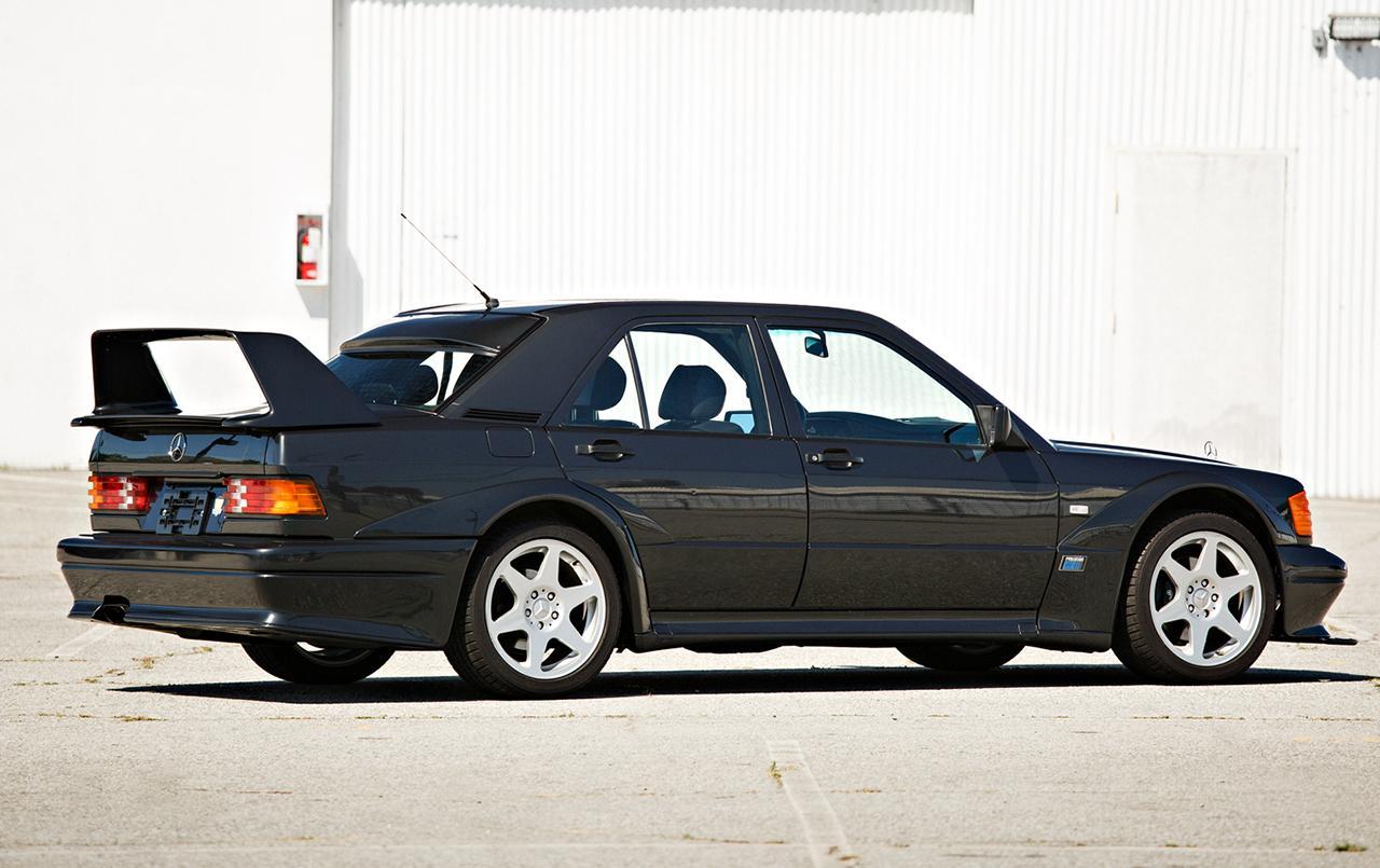 Mercedes-190E-25-16-Evolution-II-1990-auction-1