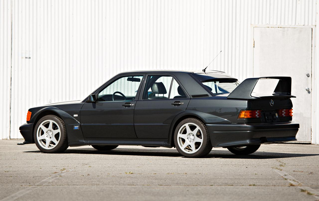 Mercedes-190E-25-16-Evolution-II-1990-auction-3