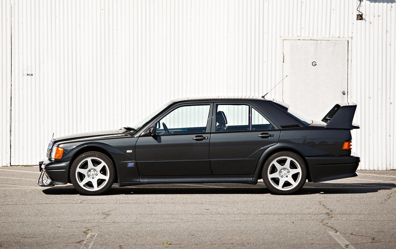 Mercedes-190E-25-16-Evolution-II-1990-auction-4