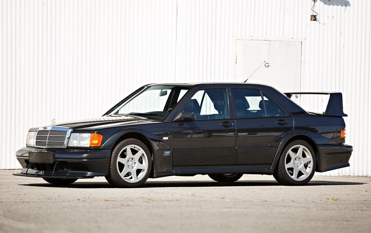 Mercedes-190E-25-16-Evolution-II-1990-auction-5