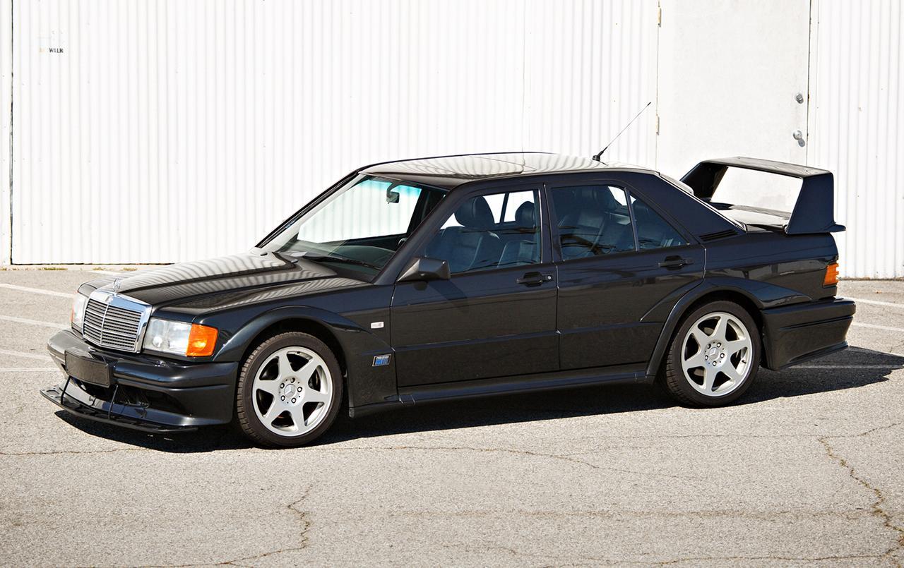 Mercedes-190E-25-16-Evolution-II-1990-auction-6