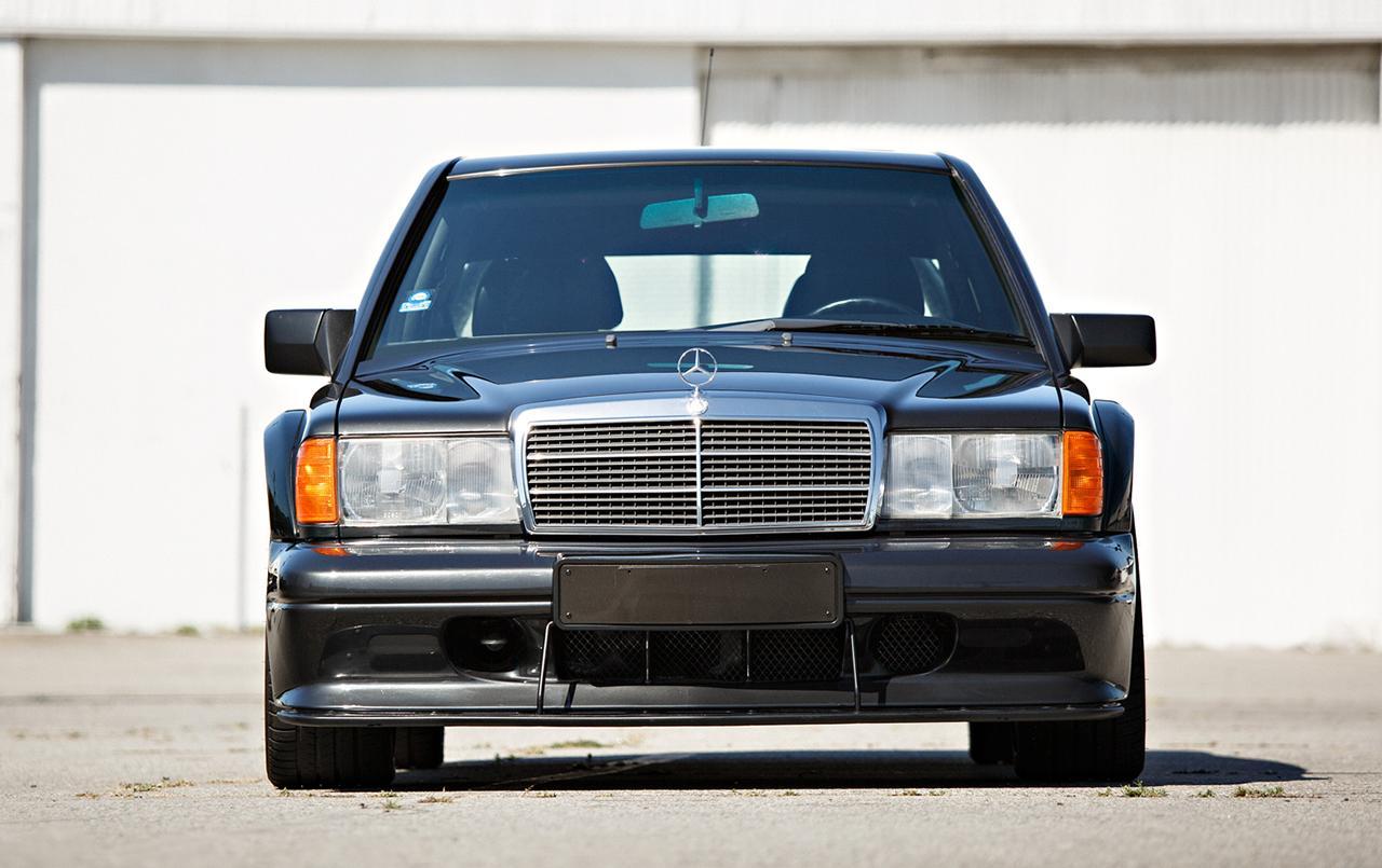 Mercedes-190E-25-16-Evolution-II-1990-auction-7