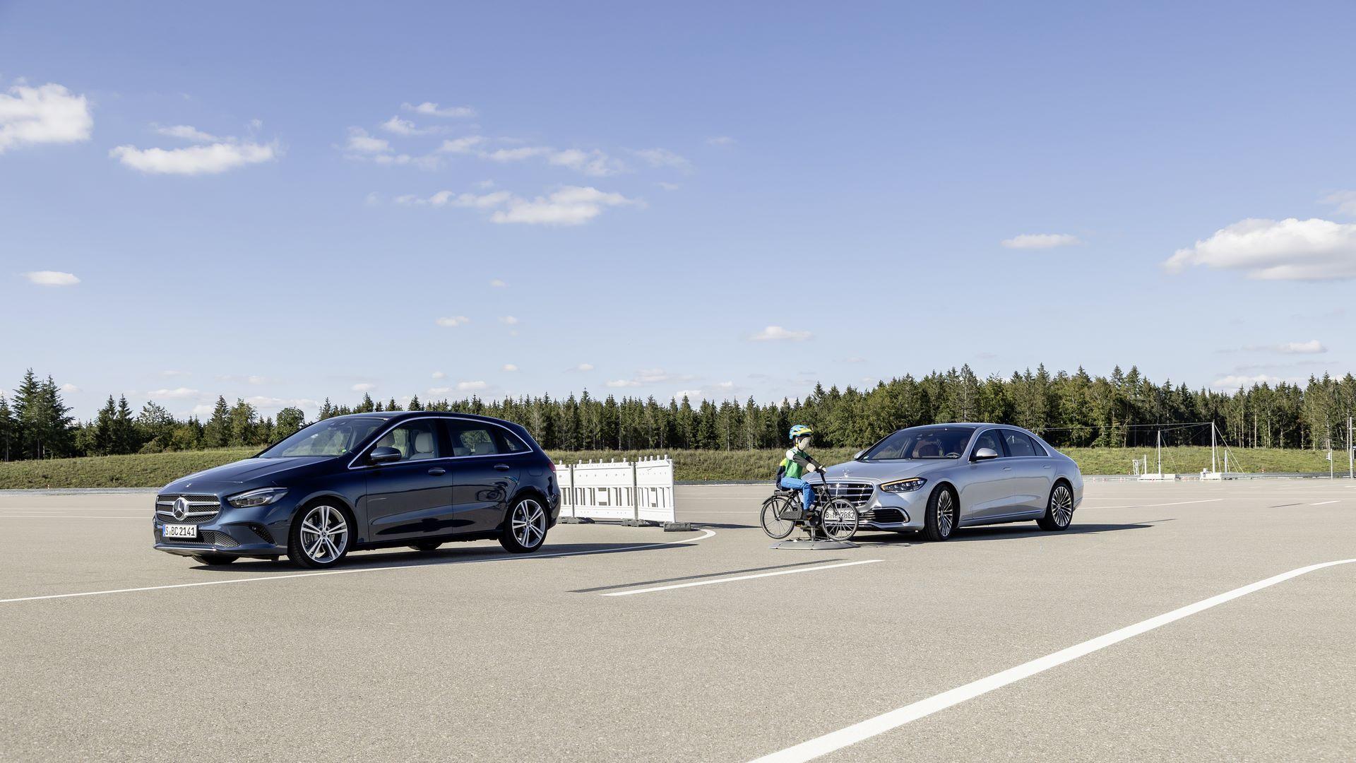 Mercedes-Benz S-Klasse, V 223, 2020 // Mercedes-Benz S-Class, V 223, 2020