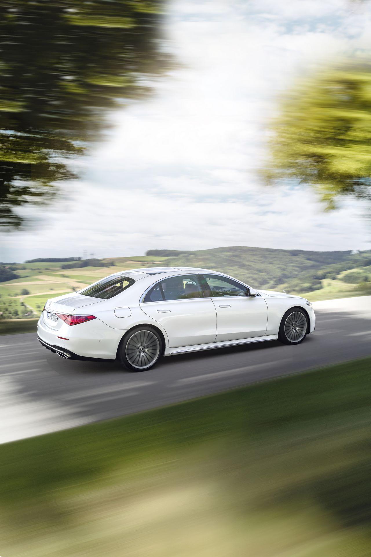 Mercedes-Benz S-Klasse, V223, 2020
