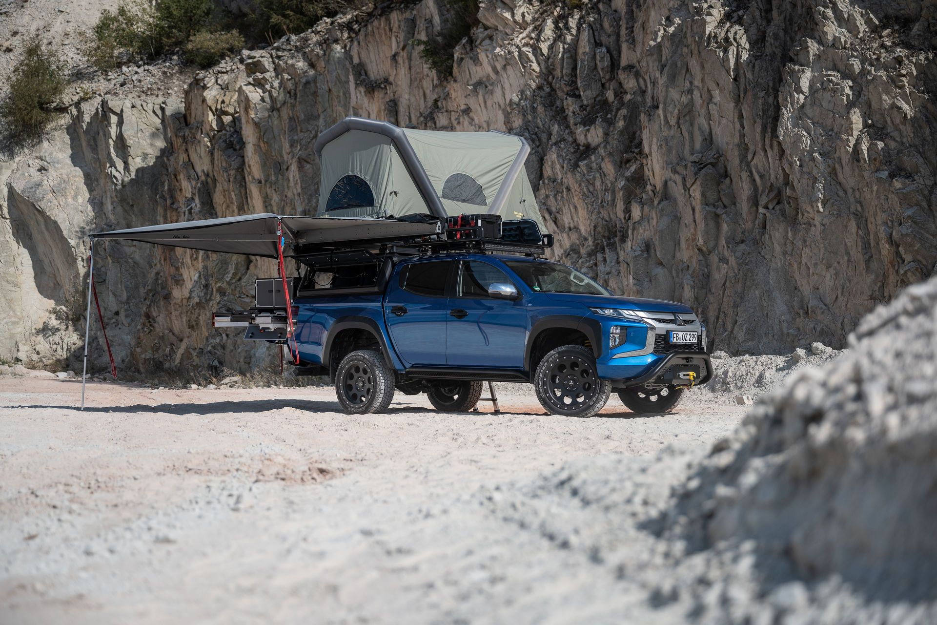 Mitsubishi-L200-Camping-Accessories-5