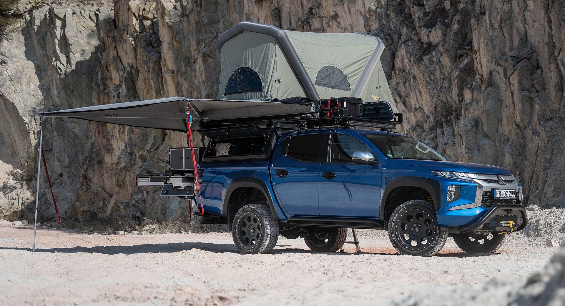 Mitsubishi-L200-Camping-Accessories-9