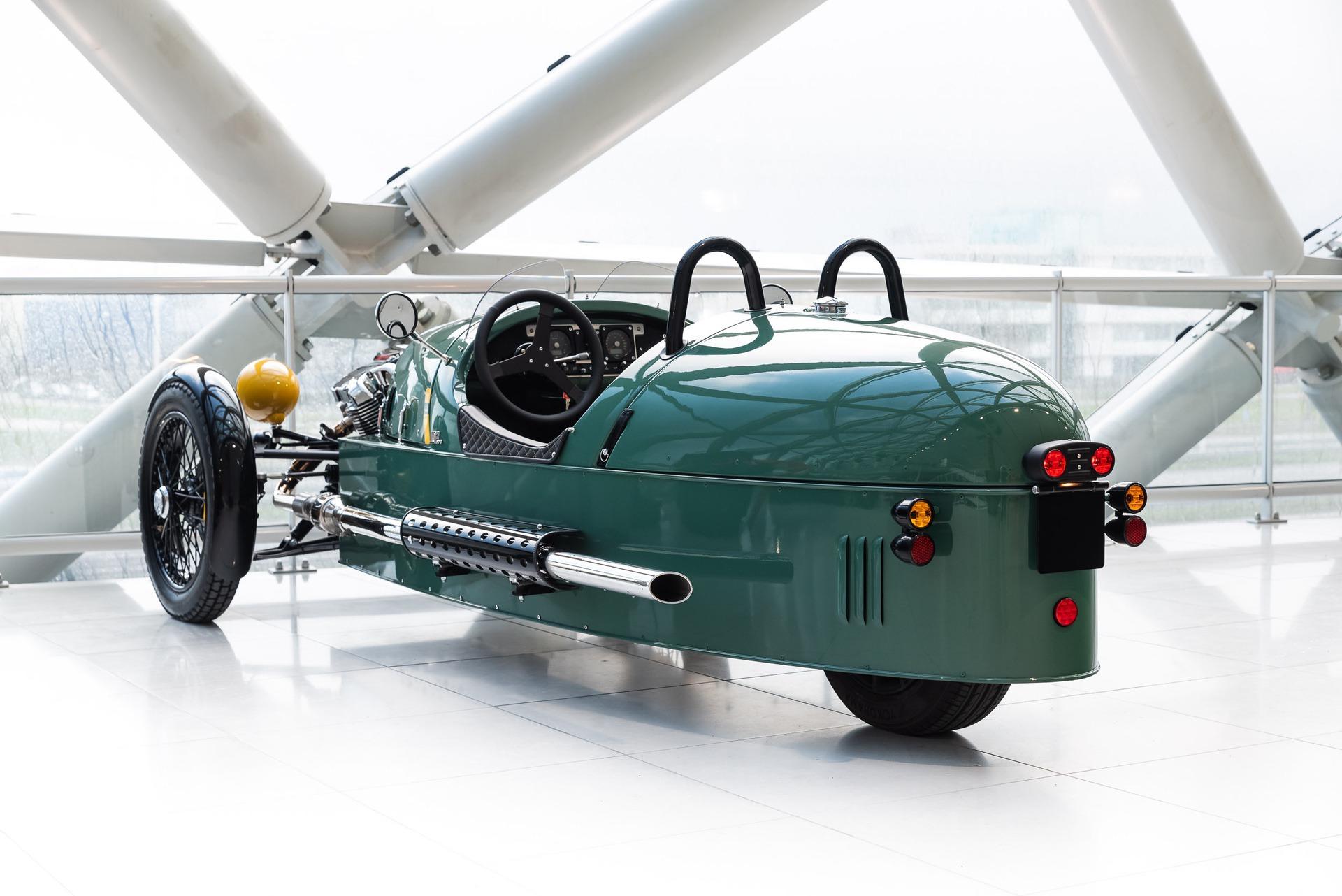 Morgan-3Wheeler-groen-6796