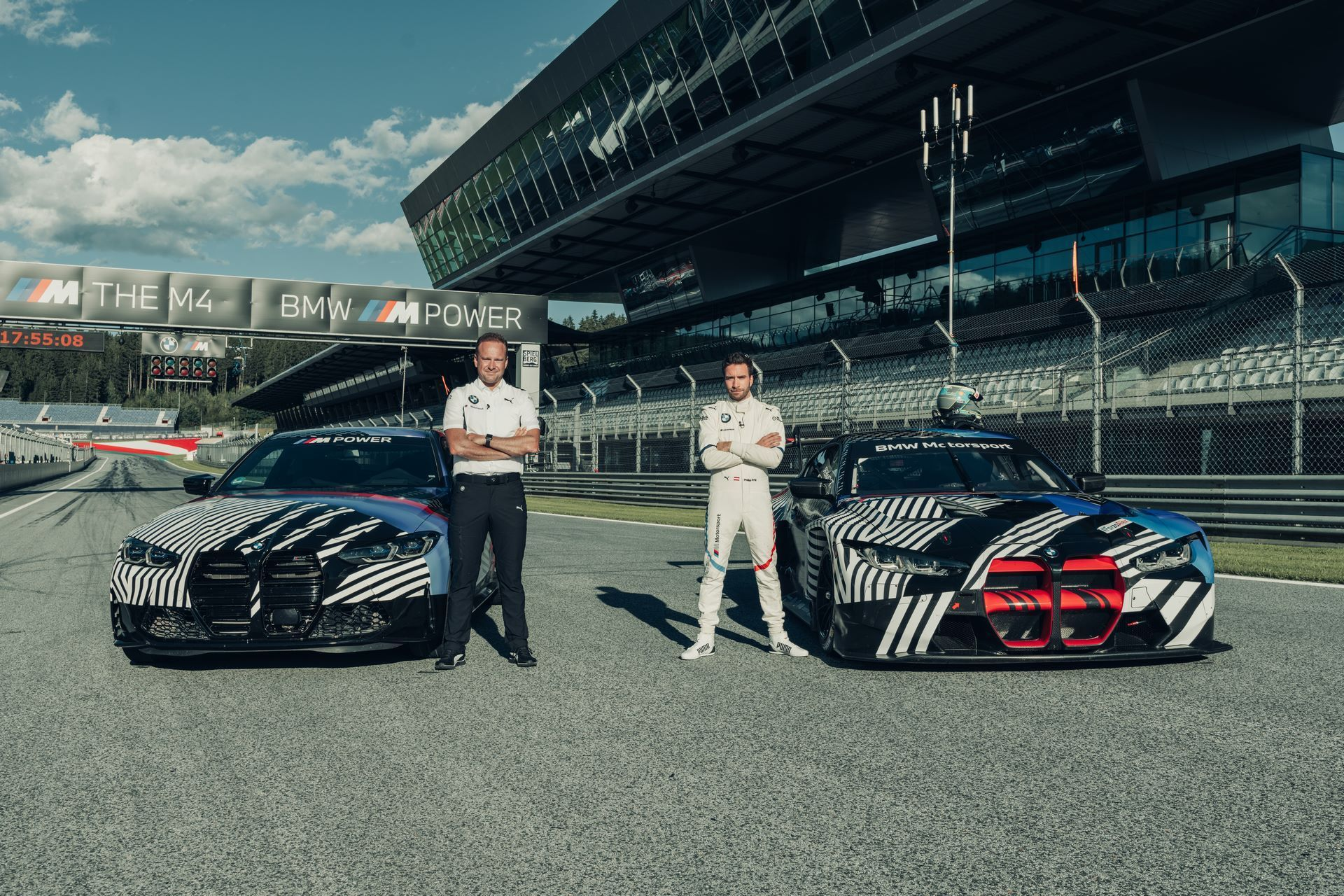 New-BMW-M4-Coupe-and-BMW-M4-GT3-prototypes-2