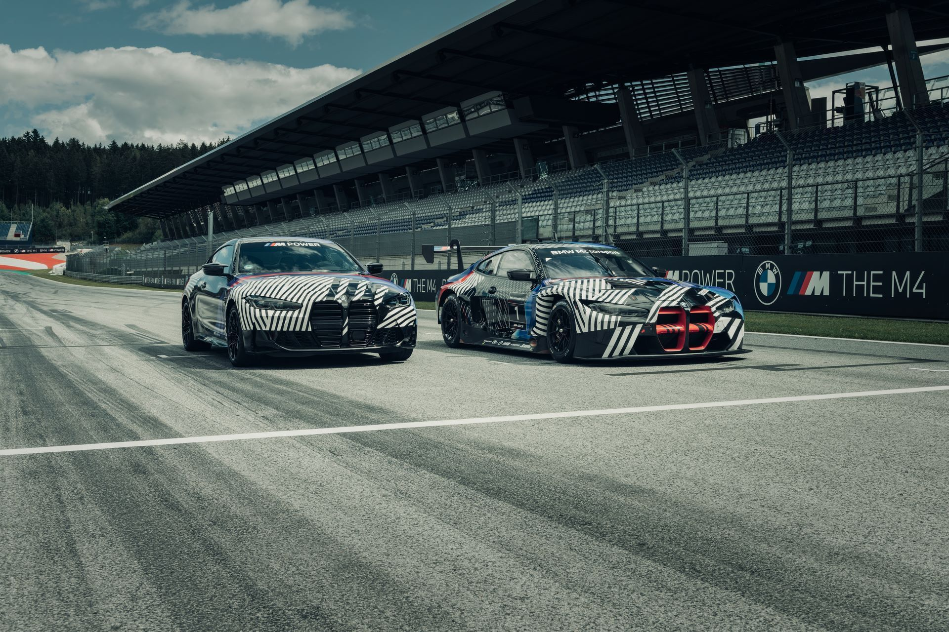 New-BMW-M4-Coupe-and-BMW-M4-GT3-prototypes-3