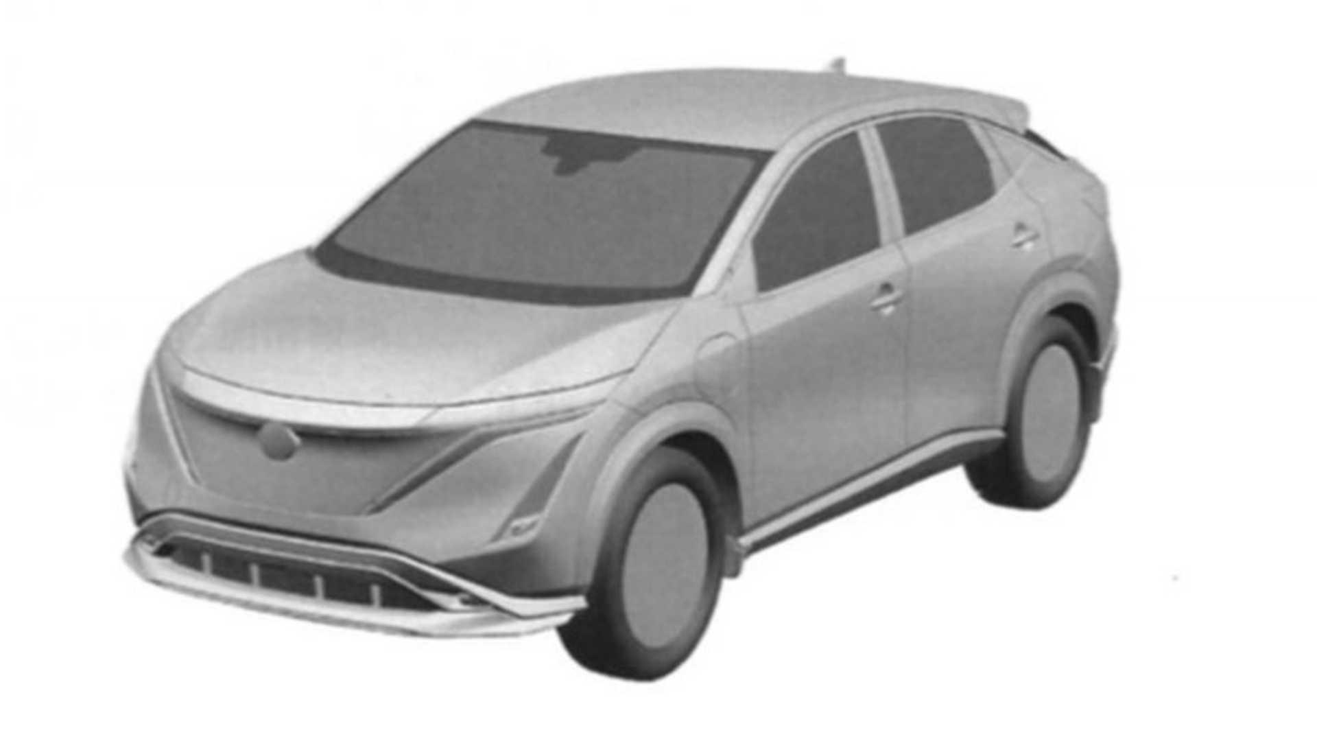 Nissan_Ariya_sketch_patent_0000