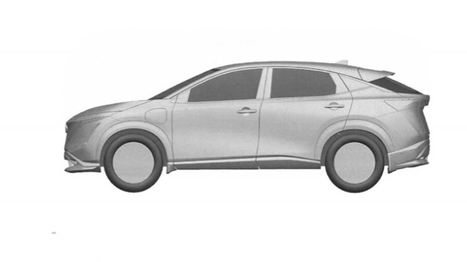Nissan_Ariya_sketch_patent_0001