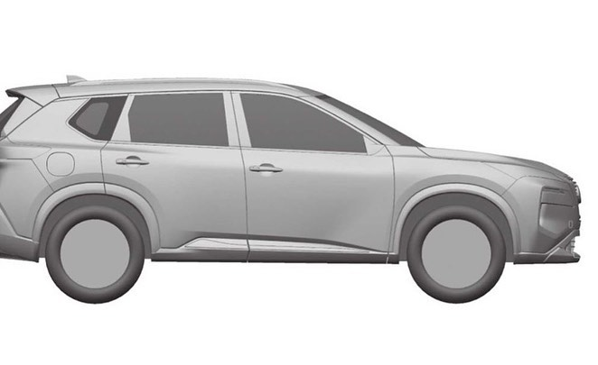 Nissan_X-Trail_patent_leaked_0001