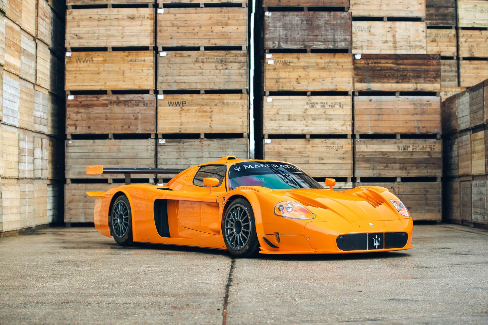Orange-Maserati-MC12-Corsa-for-sale-2