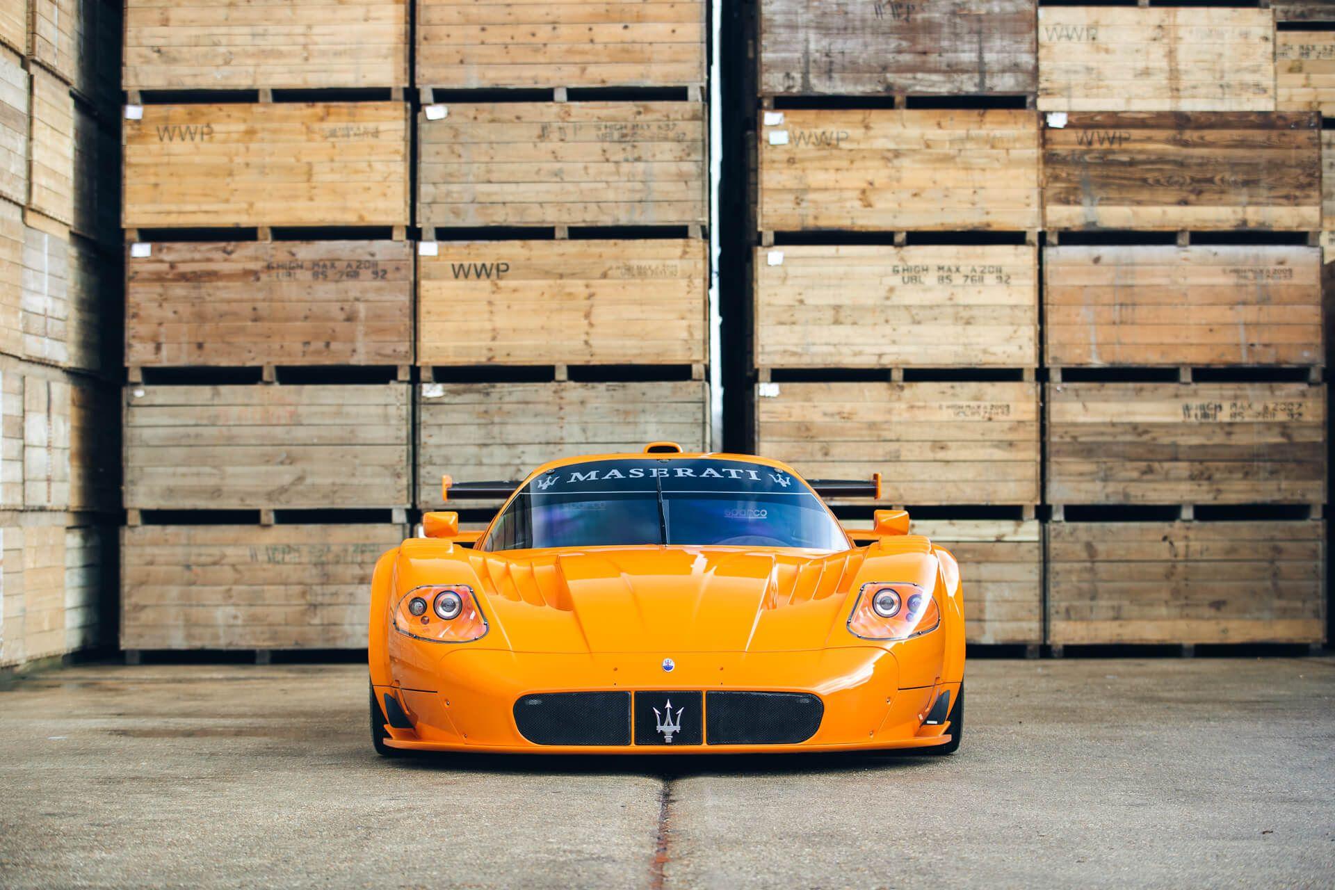 Orange-Maserati-MC12-Corsa-for-sale-4