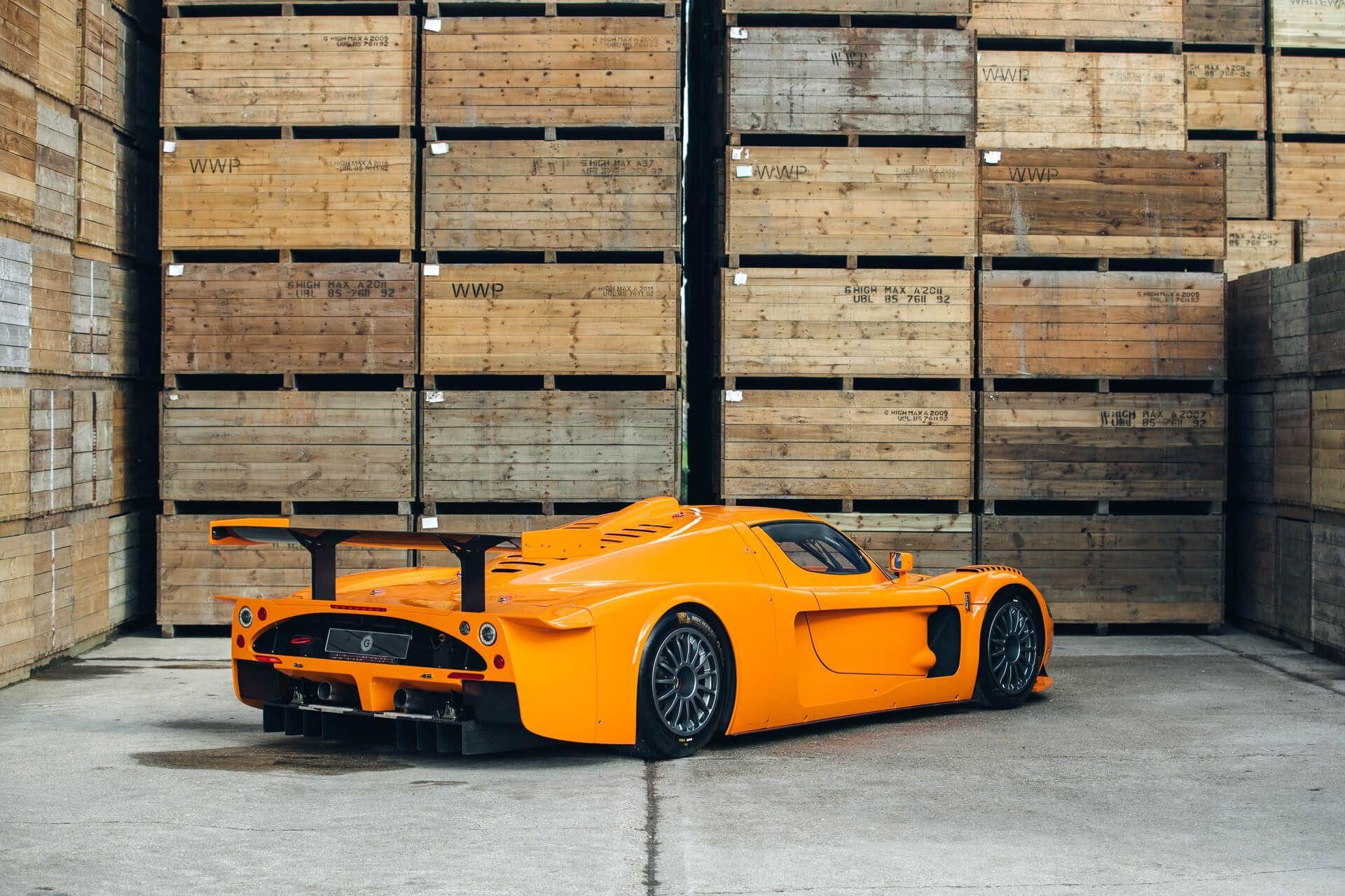 Orange-Maserati-MC12-Corsa-for-sale-9