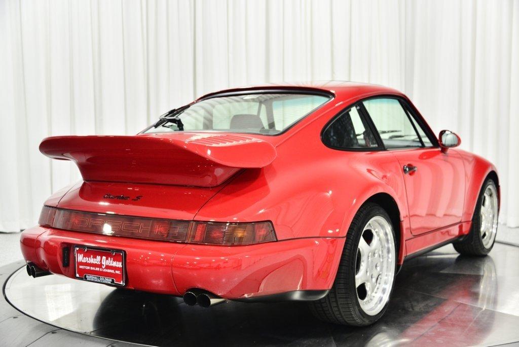 Porsche-911-964-Turbo-3.6-S-Flatbau-for-sale-11