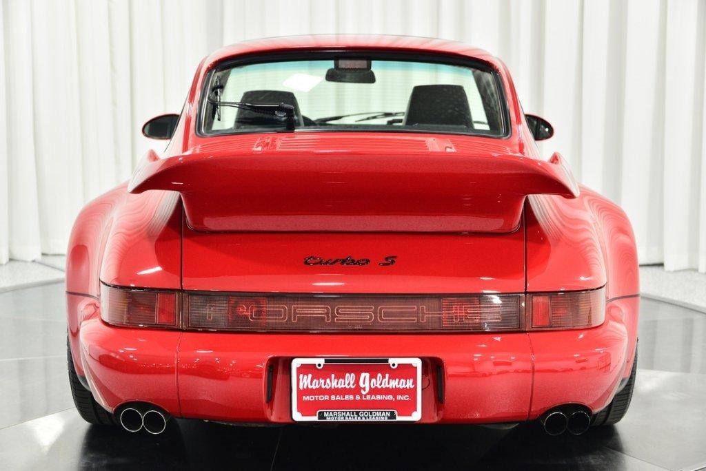 Porsche-911-964-Turbo-3.6-S-Flatbau-for-sale-12