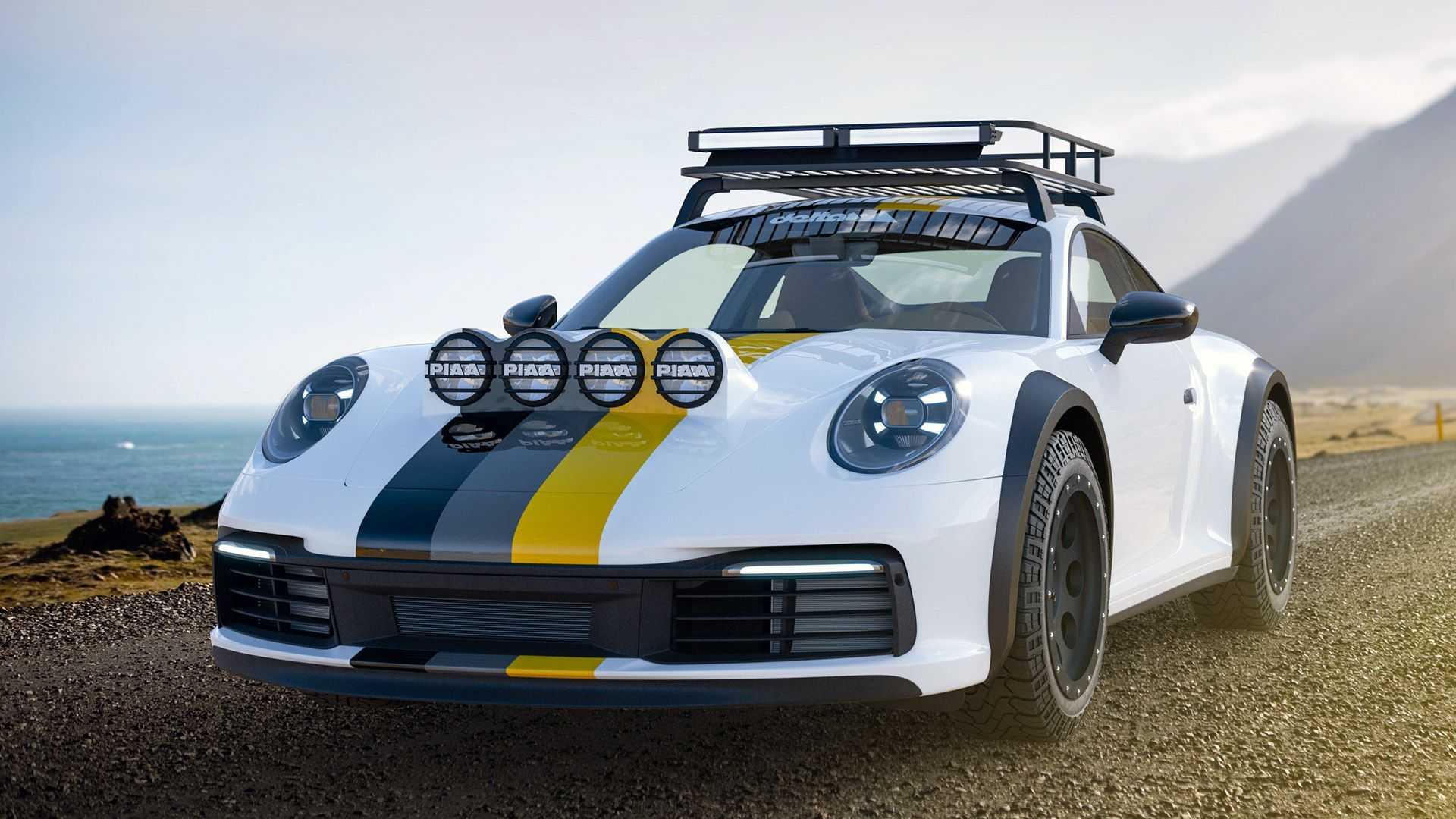 Porsche-911-992-4S-by-Delta-4x4-1