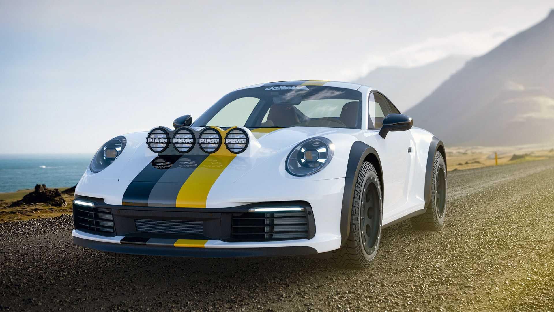 Porsche-911-992-4S-by-Delta-4x4-2