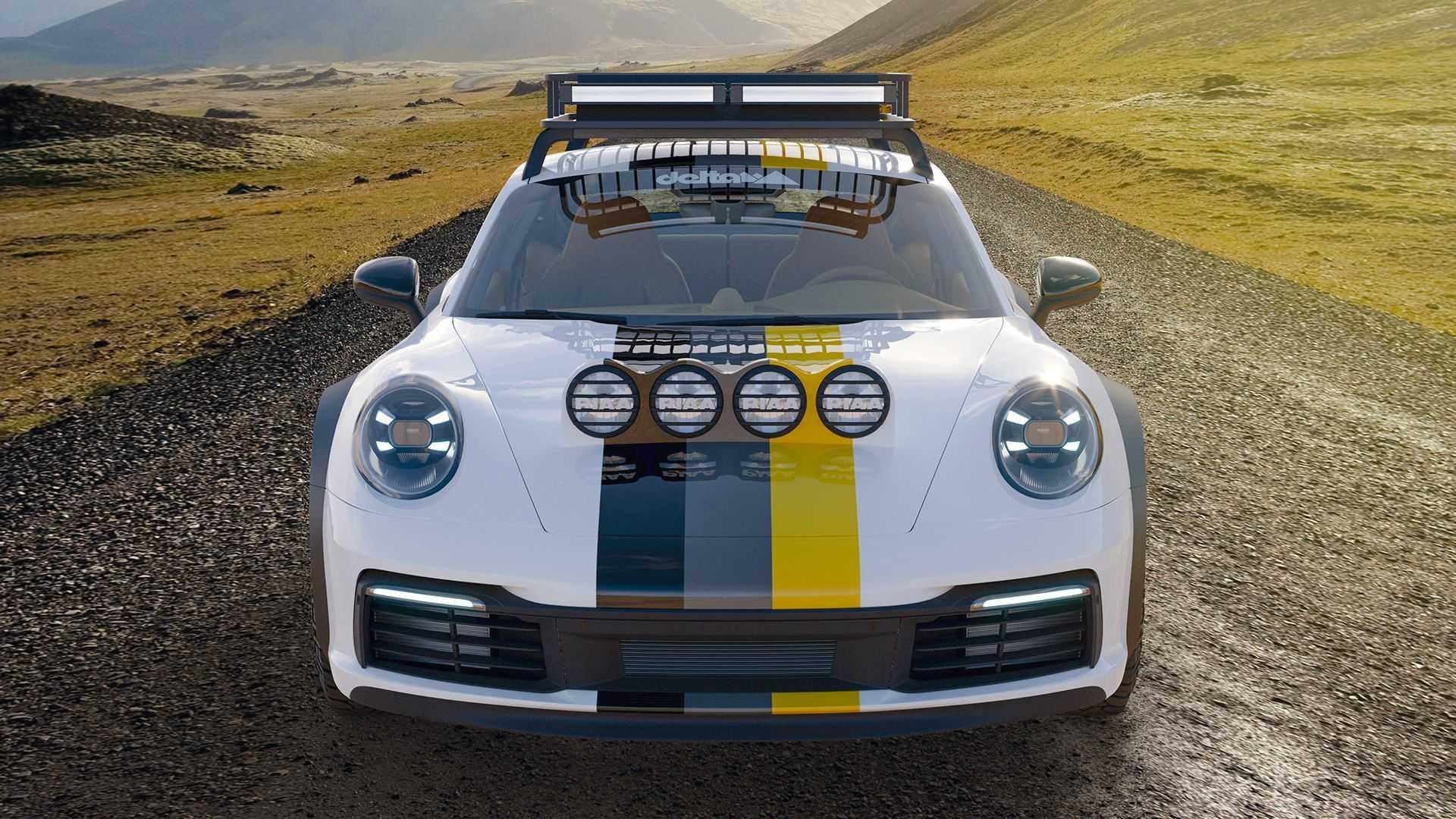 Porsche-911-992-4S-by-Delta-4x4-3
