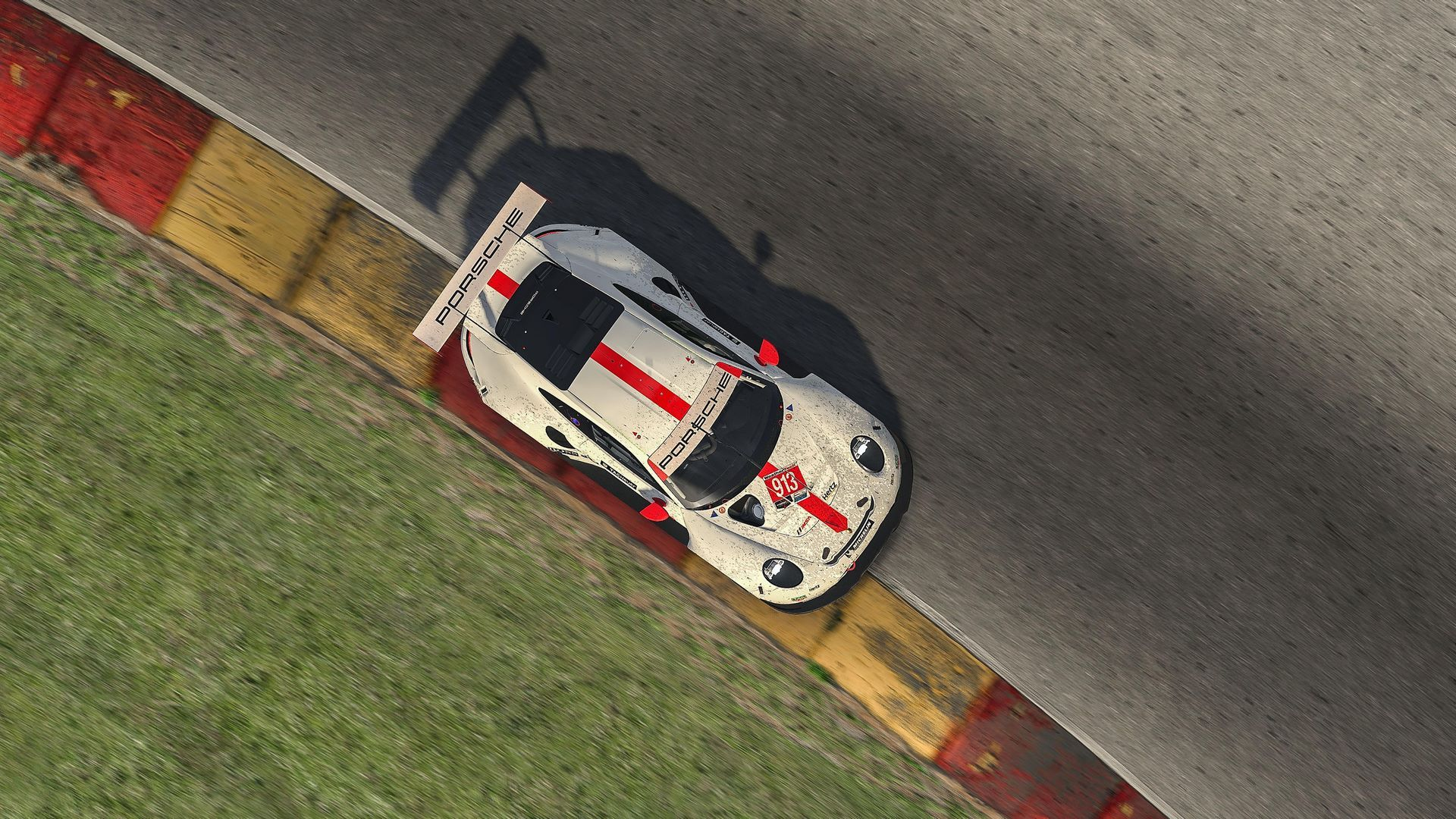 Porsche 911 RSR, Porsche Junior (#913), Ayhancan Güven (TR)