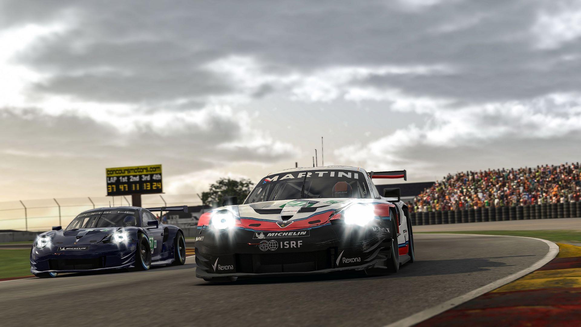 Porsche 911 RSR, Porsche GT Team (#91), Earl Bamber (NZ)