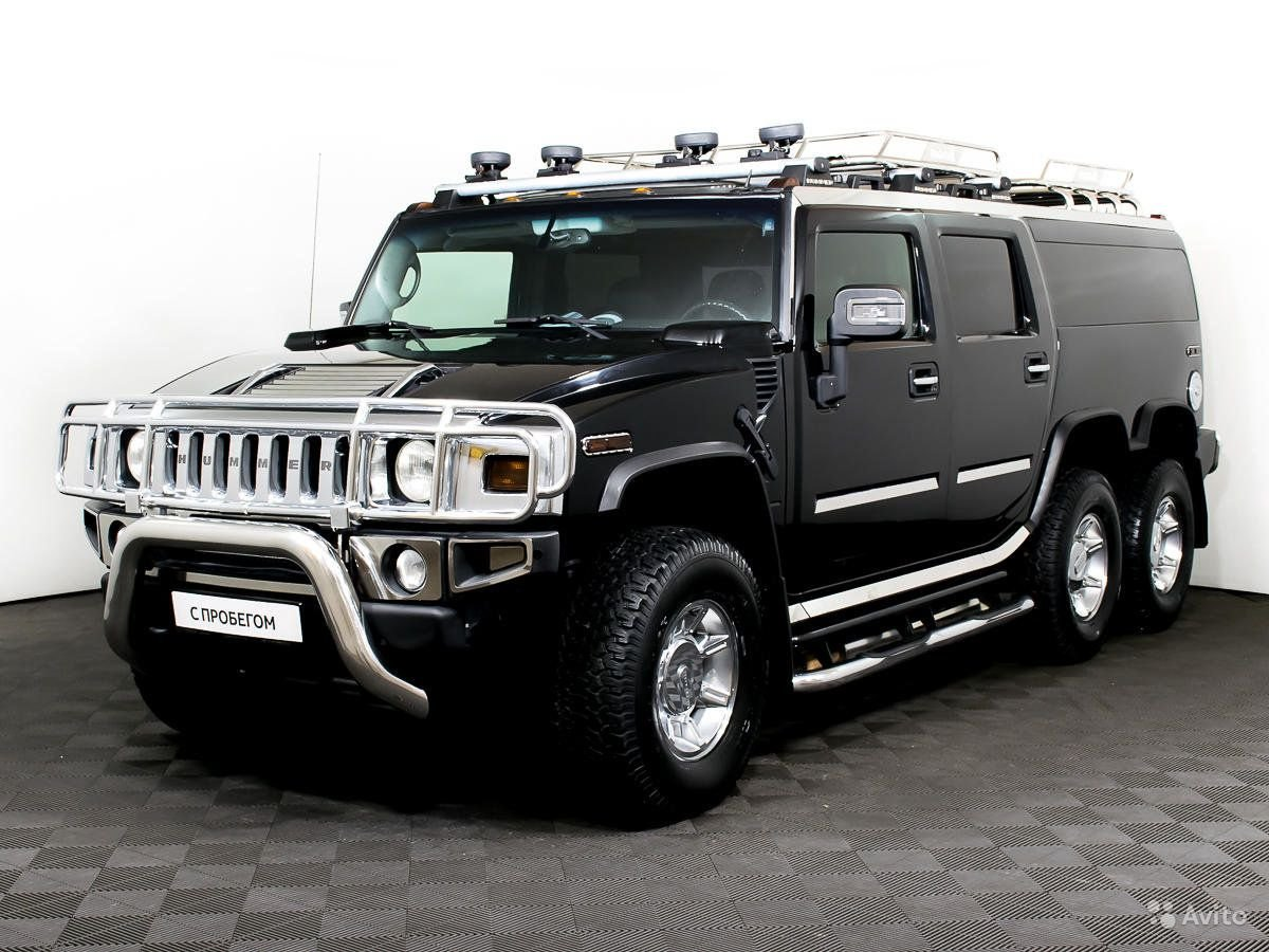 Hummer-H2-Six-Wheeler-1