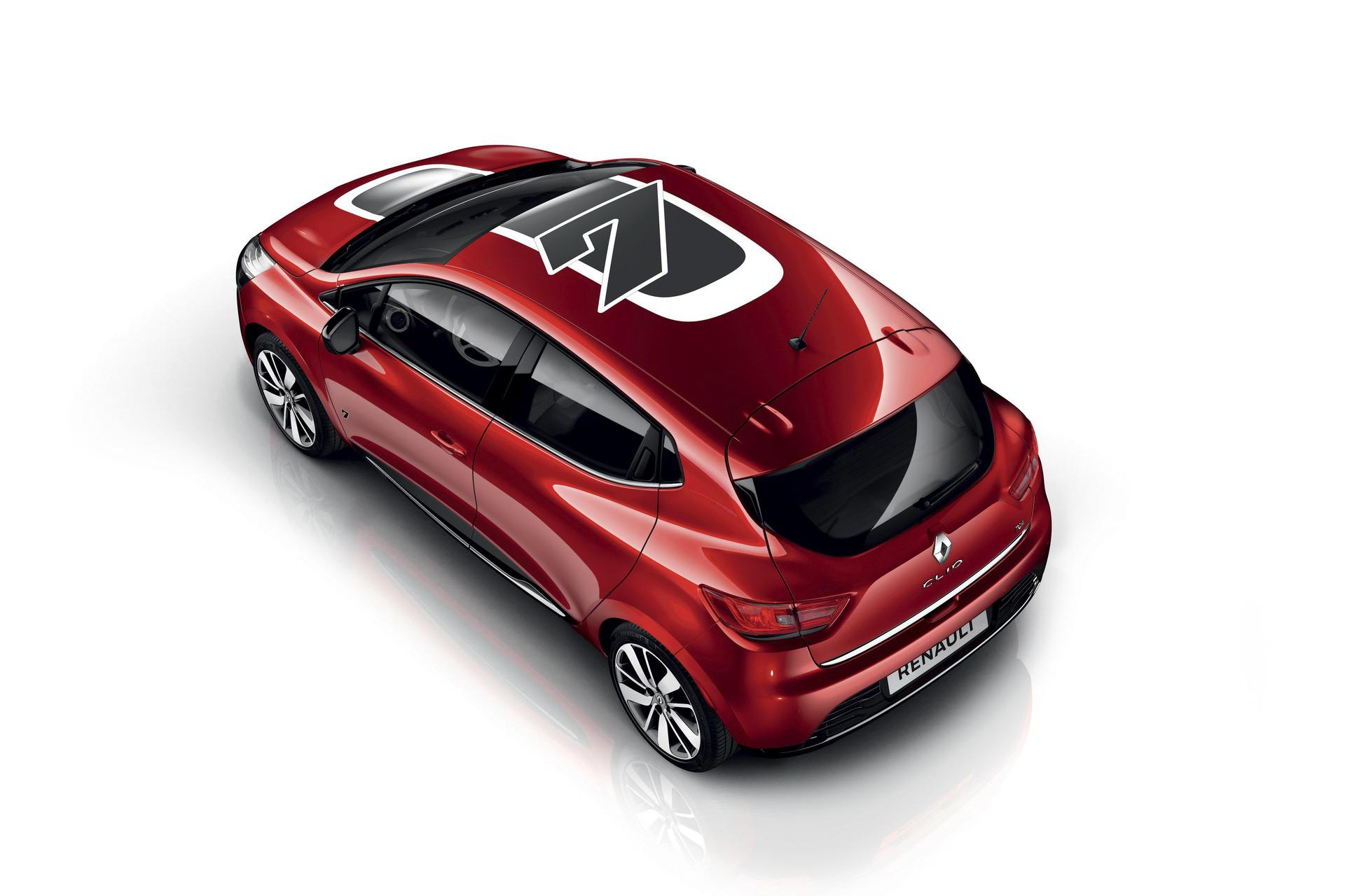 RENAULT CLIO IV BERLINE 5 PORTES (B98) - PHASE 1 - GAMME 2015