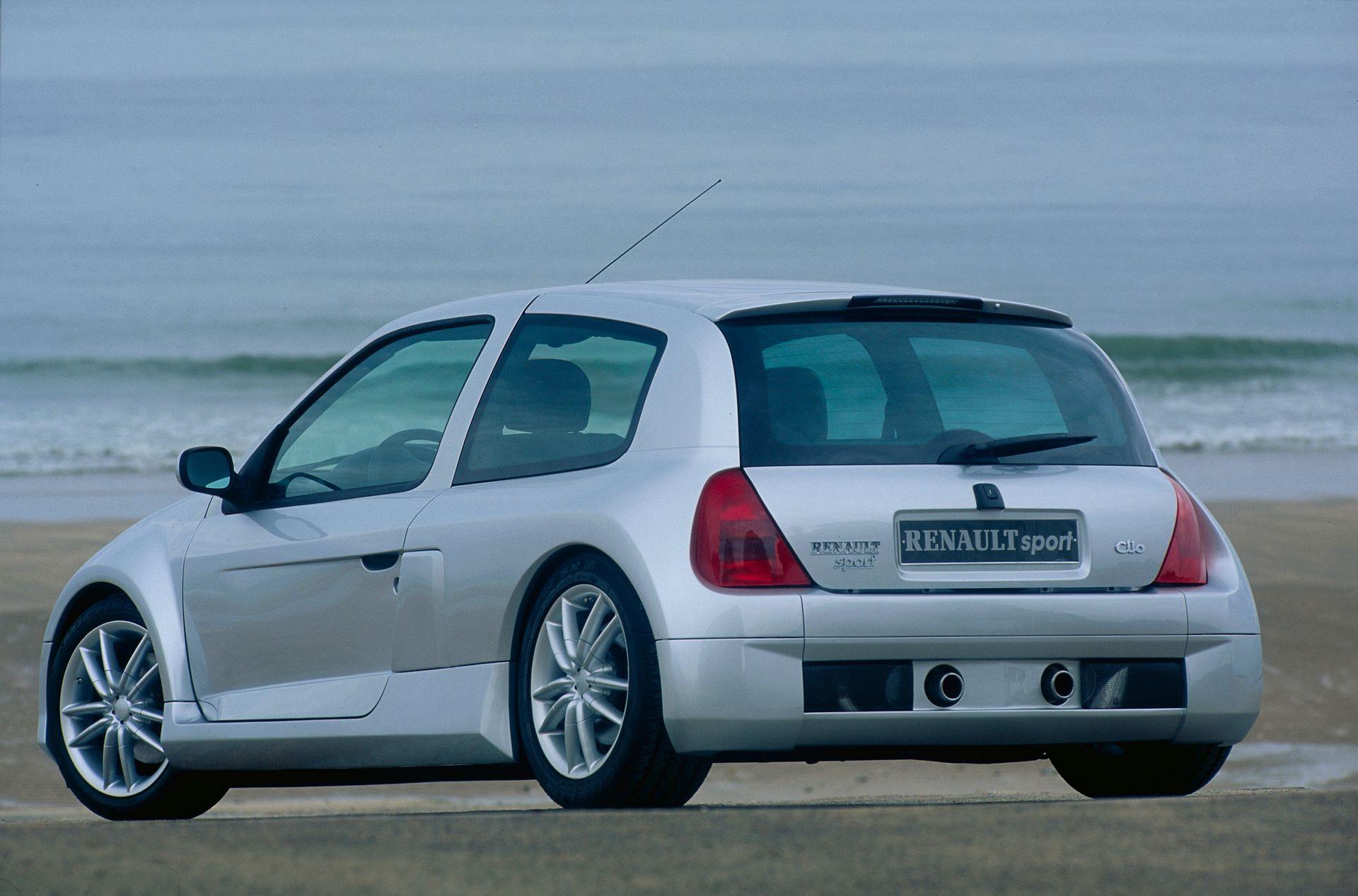 RENAULT CLIO RENAULT SPORT V6 24V