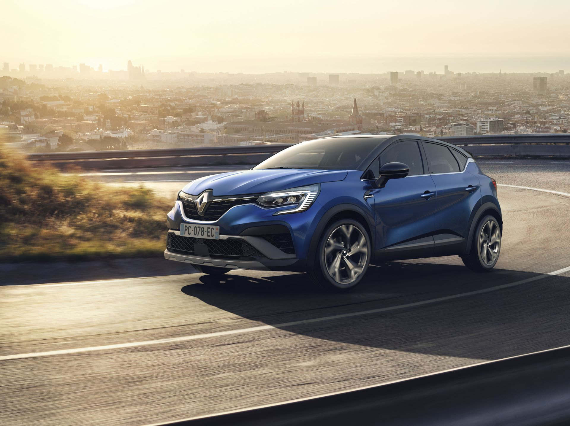 RENAULT CAPTUR E-TECH (HJB HEV) - PHASE 1
