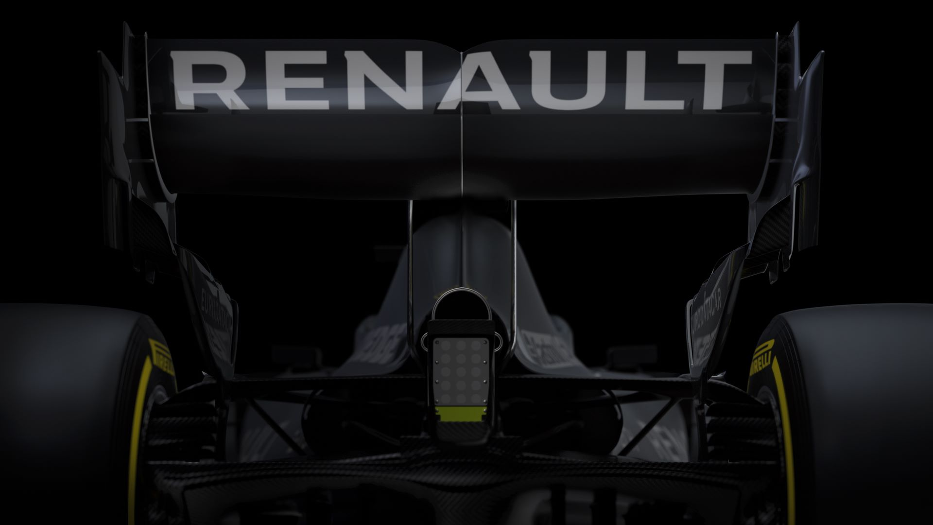 RENAULT R.S. 20 UNVEILING