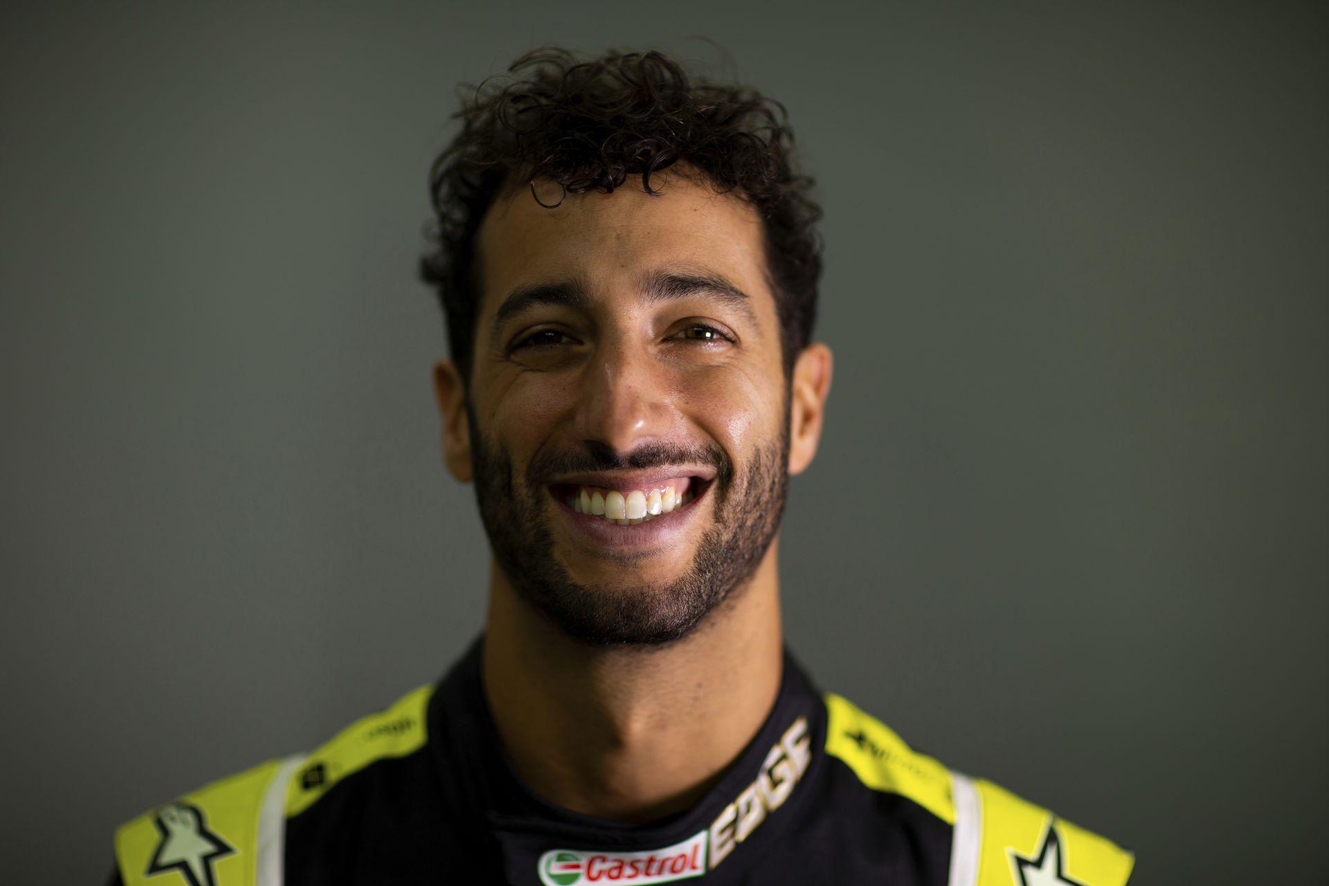 RENAULT F1 TEAM 2020