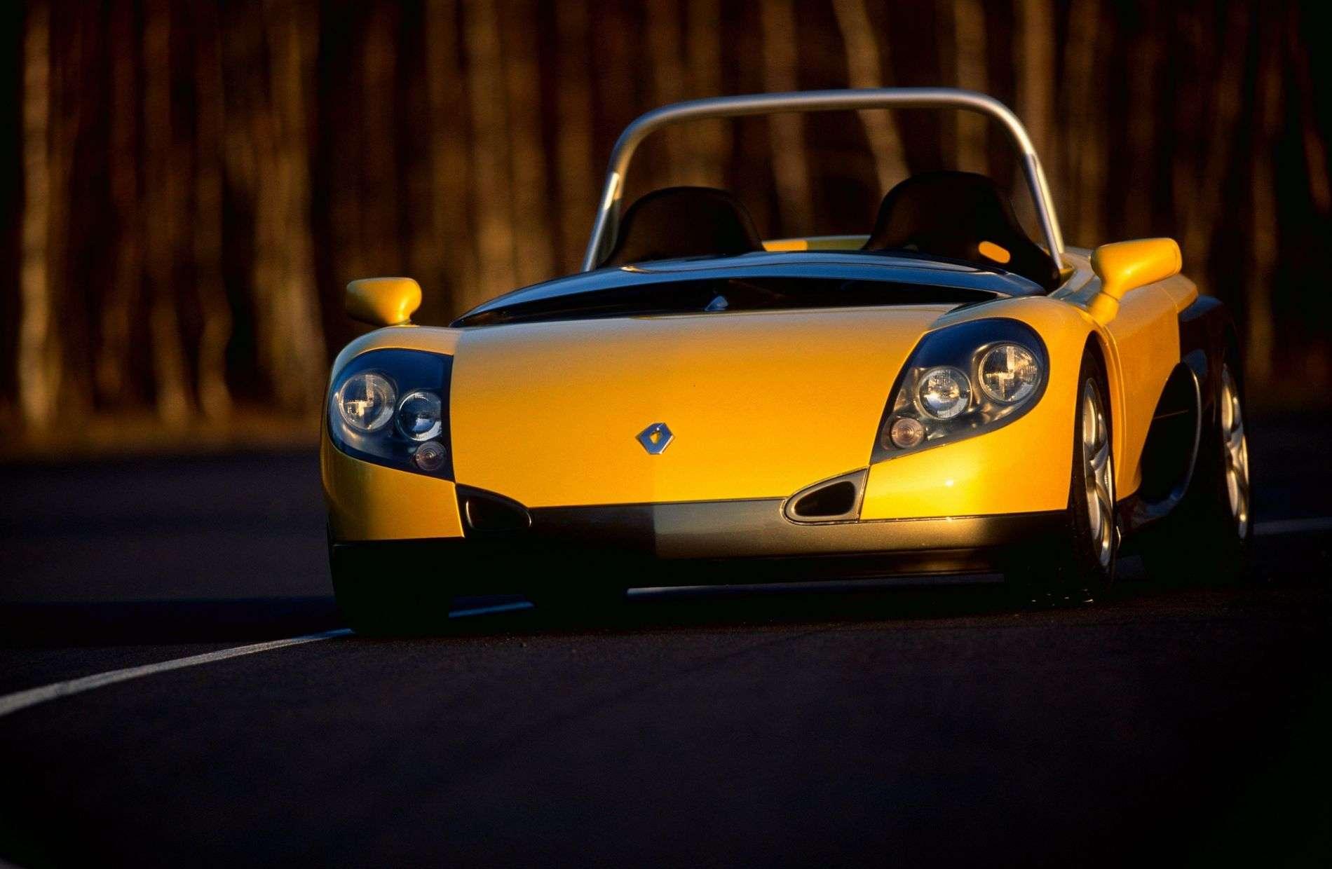 1996 Renault Spider