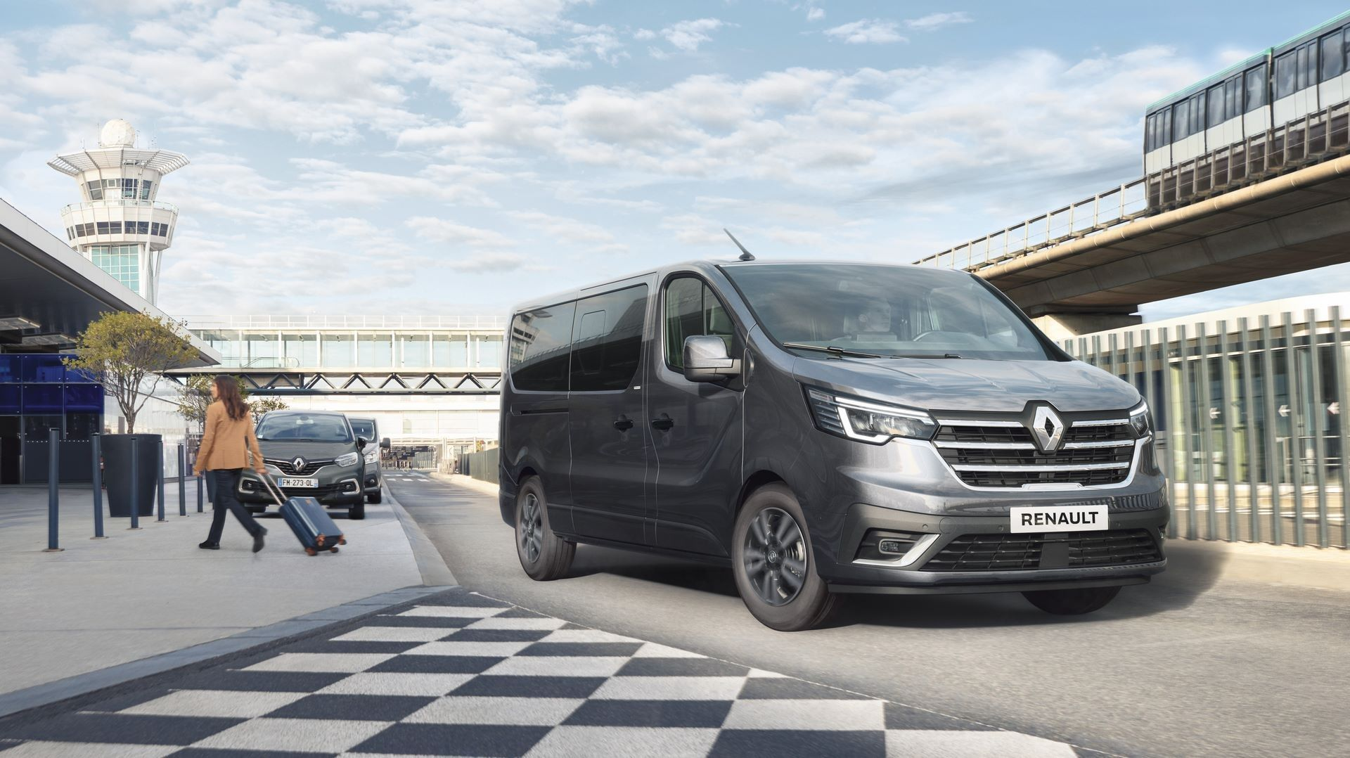 RENAULT TRAFIC SPACECLASS (F82 E4) - PHASE 2