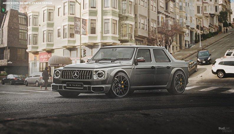 Mercedes-Benz-G-Class-Sedan