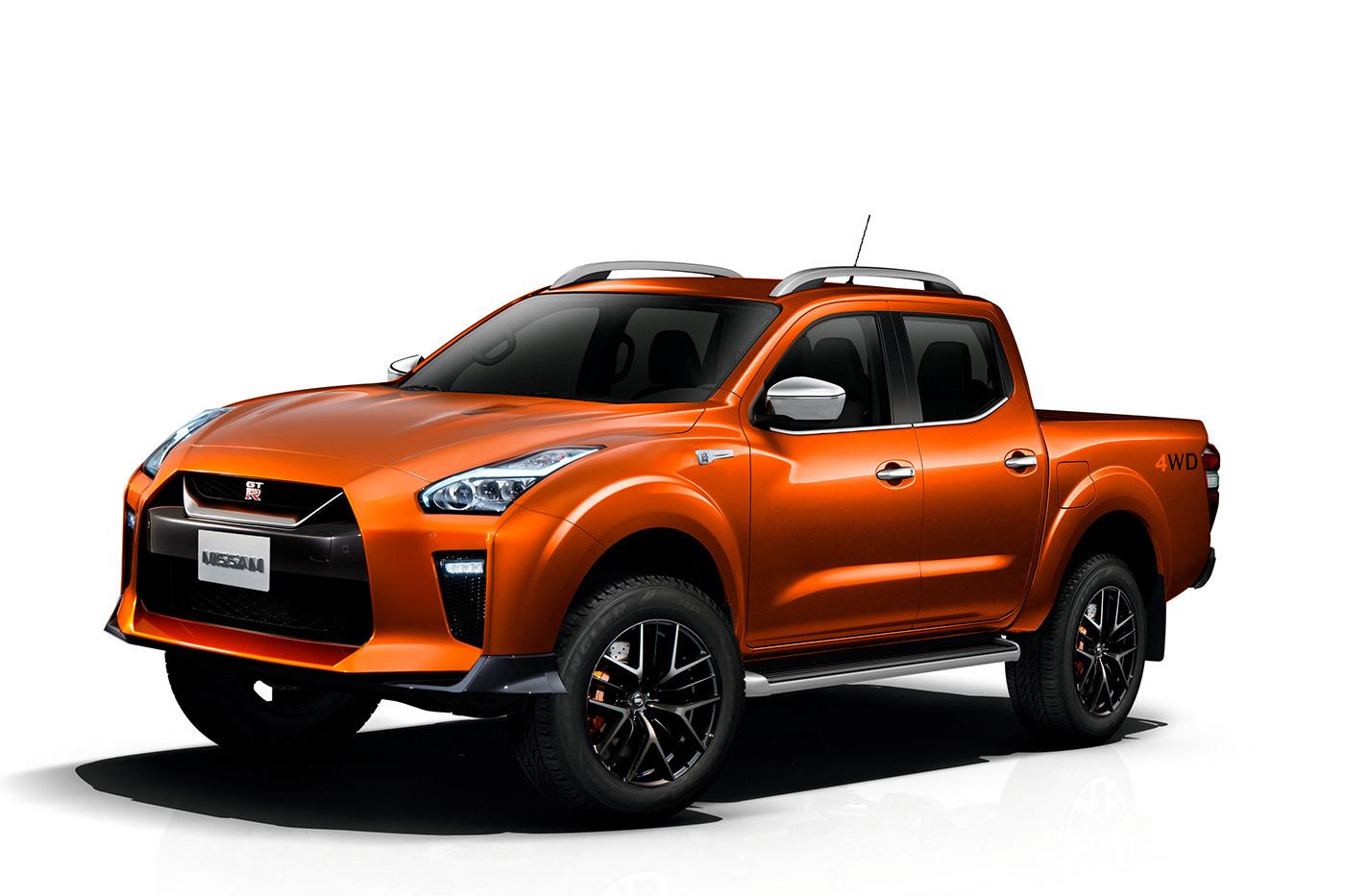 Nissan-GT-R-Pickup-1