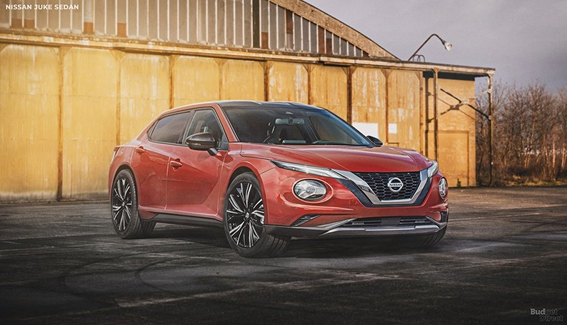 Nissan-Juke-Sedan