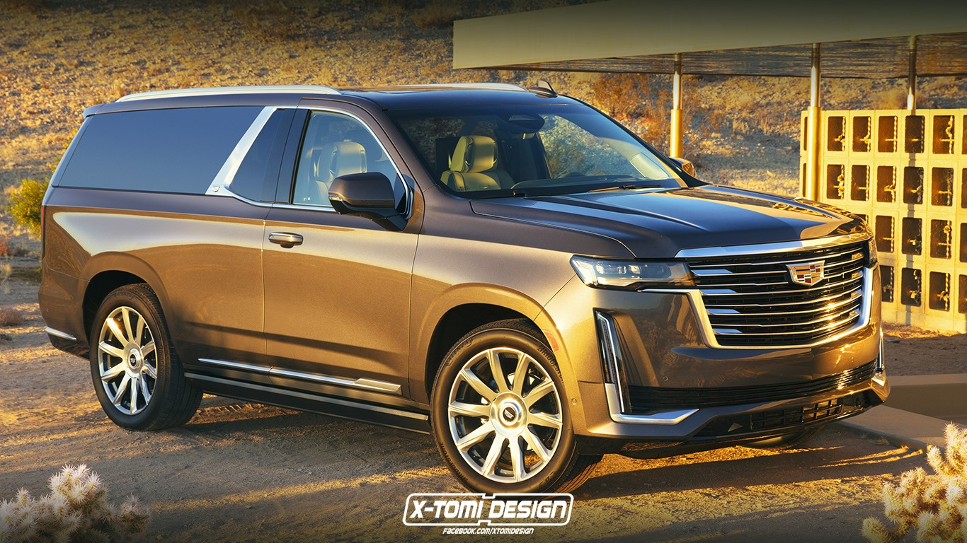 Cadillac-Escalade-Shooting-Brake-2door
