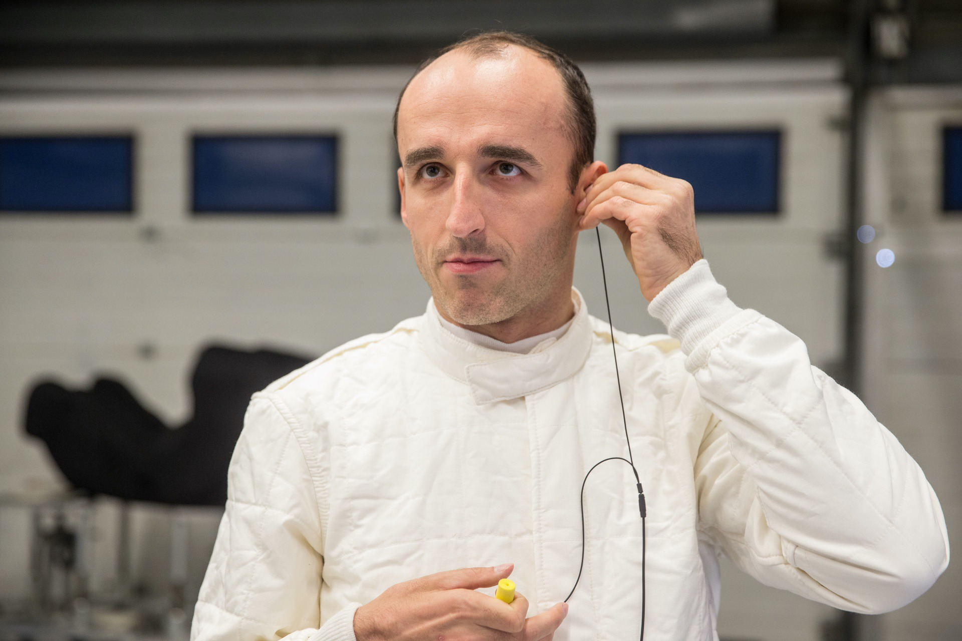 Jerez de la Frontera (ESP), 10th to 13th December 2019. BMW M Motorsport, DTM Young Driver Test, BMW M4 DTM, Robert Kubica (POL)