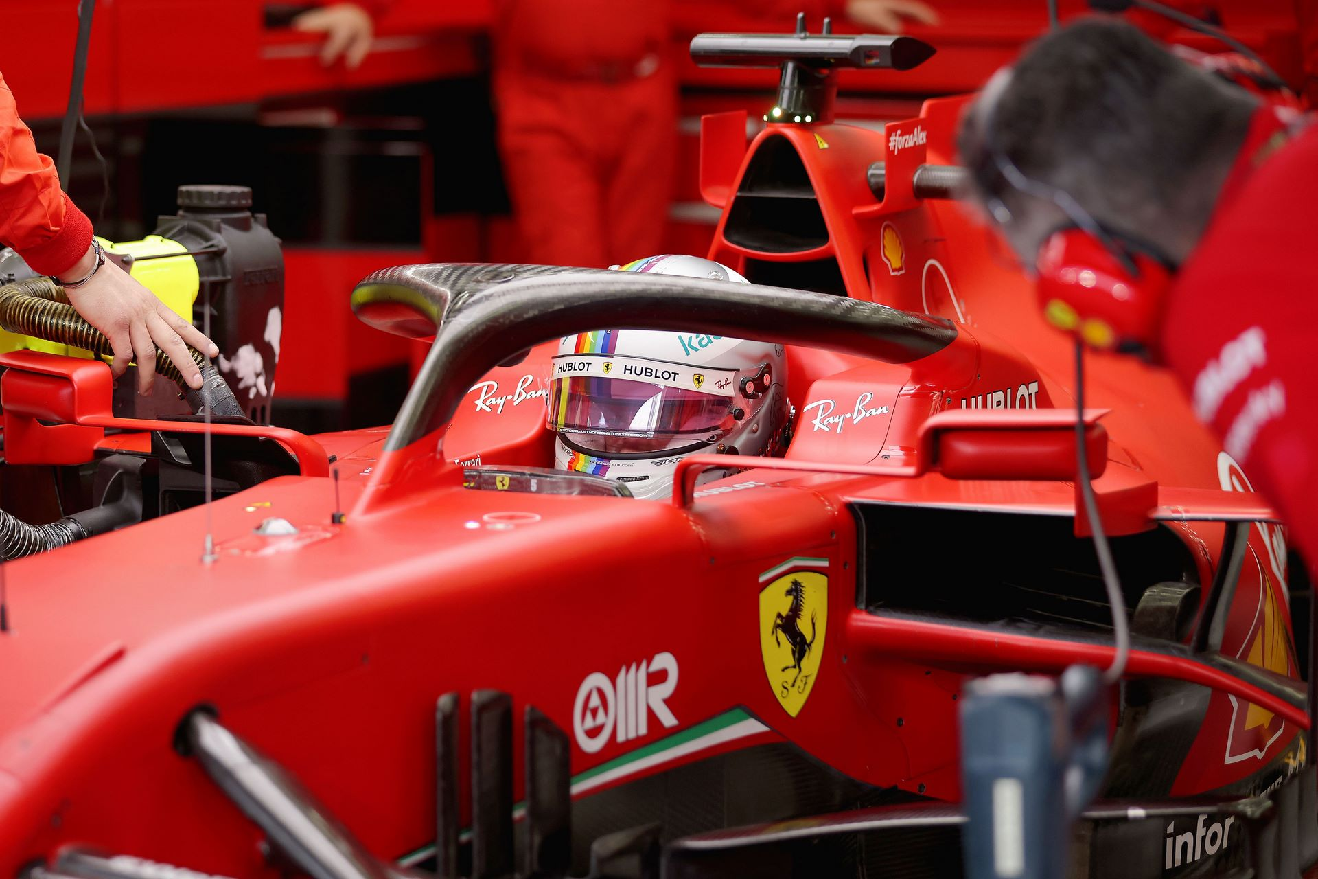 GP BAHRAIN  F1/2020 - DOMENICA 29/11/2020