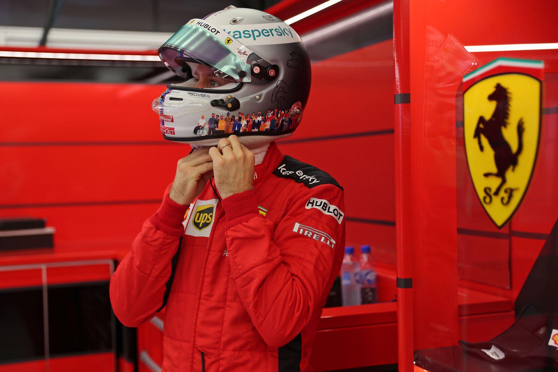 GP BAHRAIN  F1/2020 - SABATO 28/11/2020