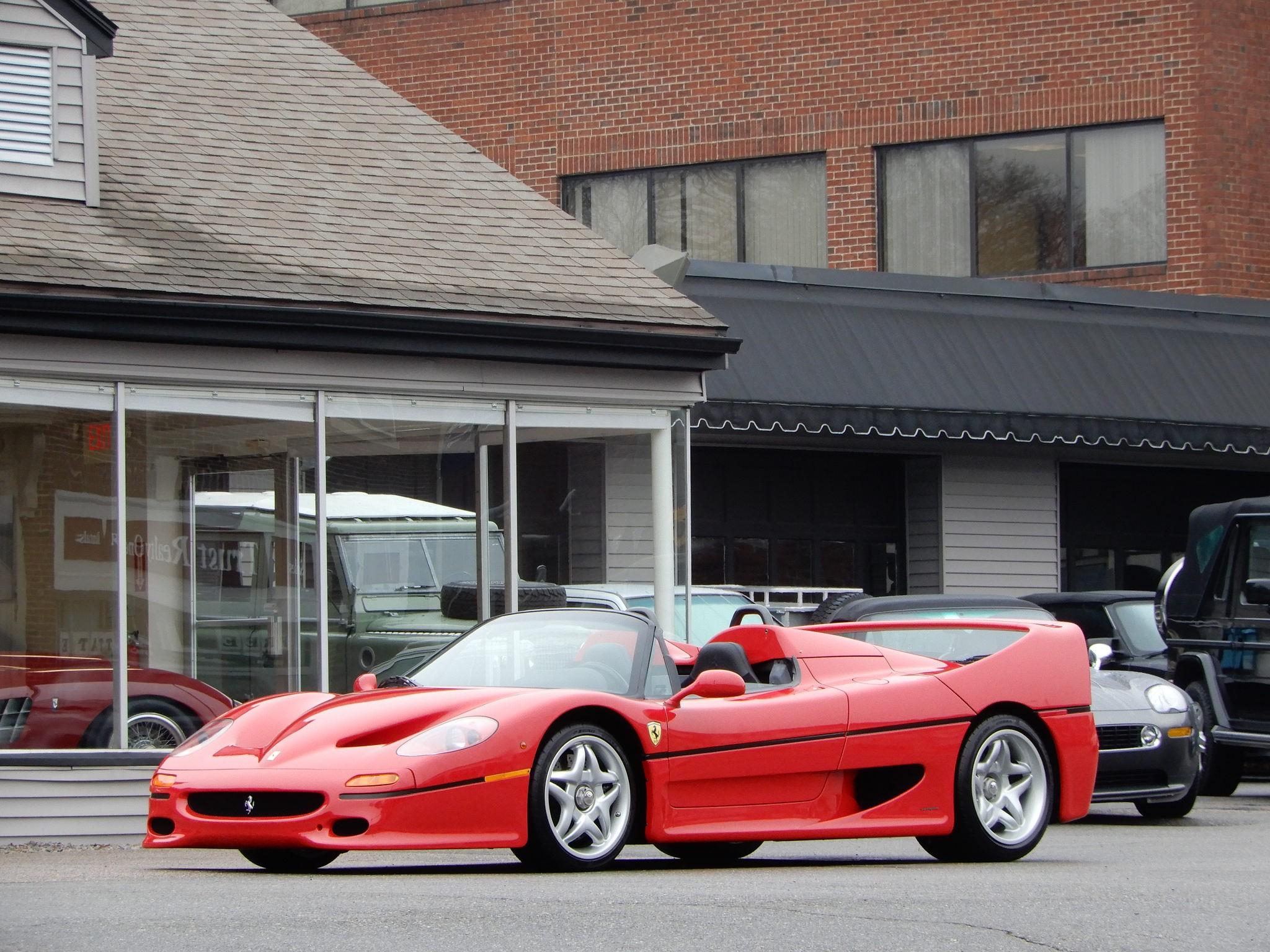 Second_Ferrari_F50_0008